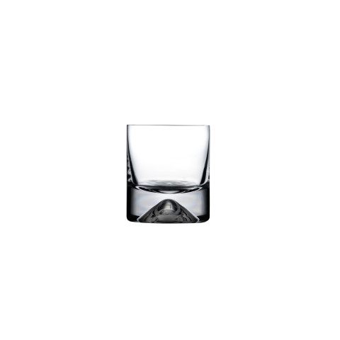 No. 9 Clear Whisky Glass, Set Of 4 | Gracious Style