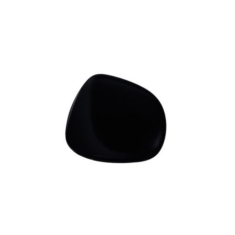 Pebble Hanger/Knob Black Large | Gracious Style