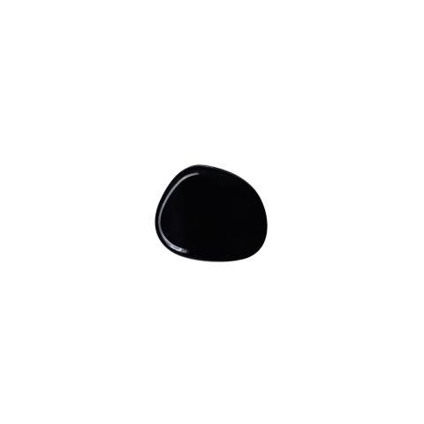 Pebble Hanger/Knob Black Small | Gracious Style