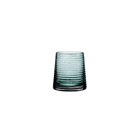 Poem Green Water Glass, Set Of 2 | Gracious Style