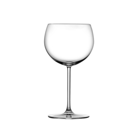 Vintage Clear Bourgogne Blanc, Set Of 2 | Gracious Style