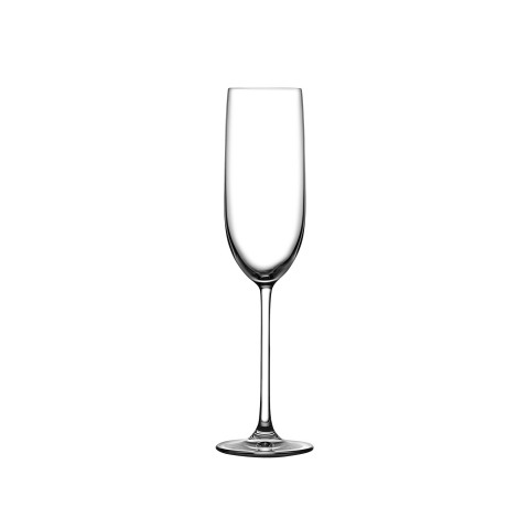 Vintage Clear Champagne Glass, Set Of 2 | Gracious Style