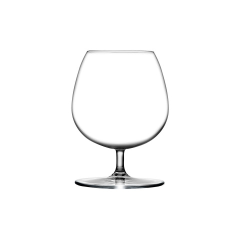 Vintage Clear Cognac Glass, Set Of 2 | Gracious Style