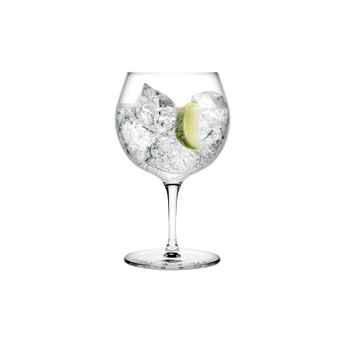 Vintage Clear Gin Tonic Glass, Set Of 2 | Gracious Style