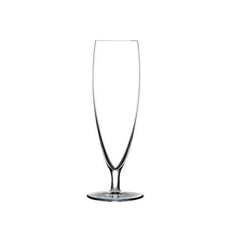 Vintage Clear Pilsner Beer Glass, Set Of 2 | Gracious Style