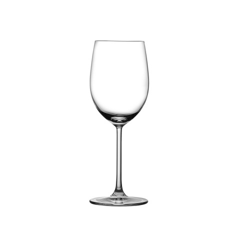 Vintage Clear White Wine Glass, Set Of 2 | Gracious Style