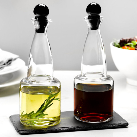 Potion Clear Oil And Vinegar, Set, Set Of 2 | Gracious Style