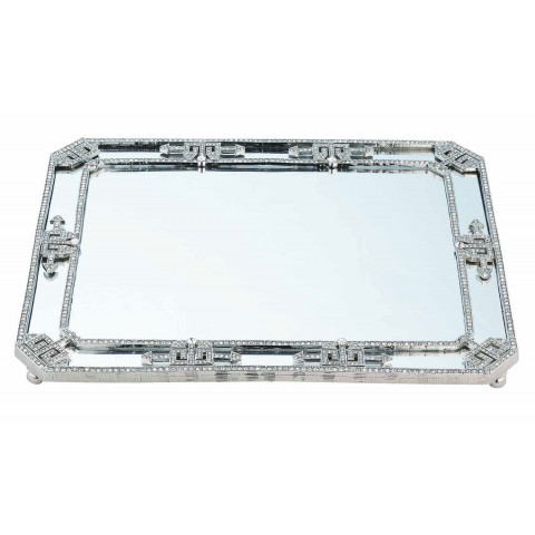 Deco Mirror Tray | Gracious Style