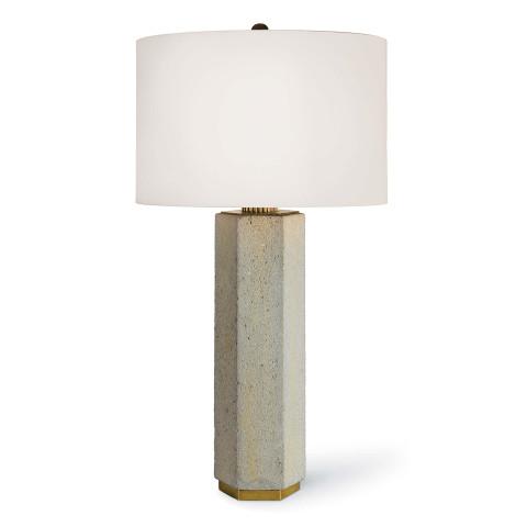 Gear Concrete Table Lamp   Gracious Style