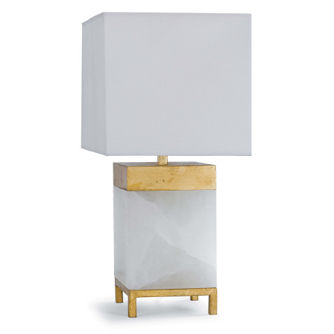 Jillian Alabaster Table Lamp | Gracious Style