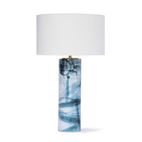 Hudson Ceramic Table Lamp | Gracious Style