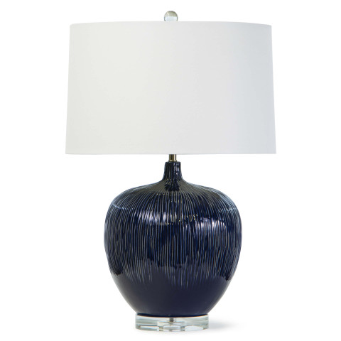 Wisteria Ceramic Table Lamp | Gracious Style