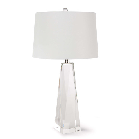 Angelica Crystal Table Lamp Small | Gracious Style