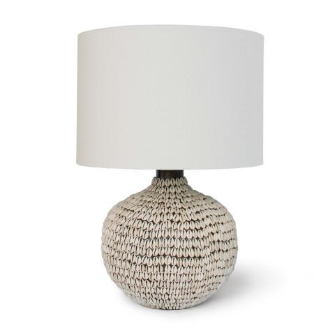 Amelia Table Lamp Natural Linen Shade | Gracious Style