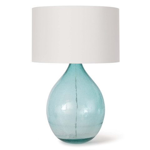 Catalina Glass Table Lamp | Gracious Style
