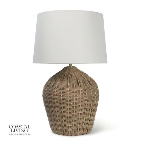 Georgian Table Lamp, Natural | Gracious Style