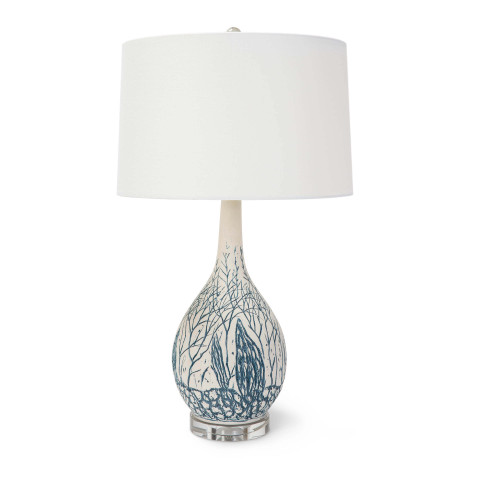 Camile Ceramic Table Lamp | Gracious Style