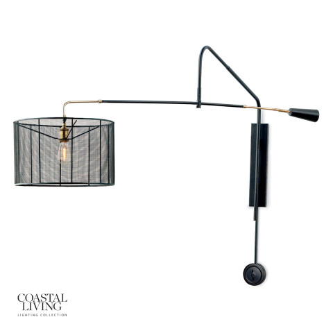 Boom Arm Sconce | Gracious Style