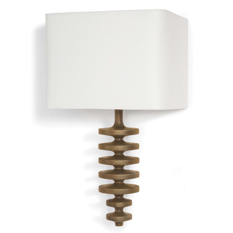 Fishbone Sconce, Natural | Gracious Style