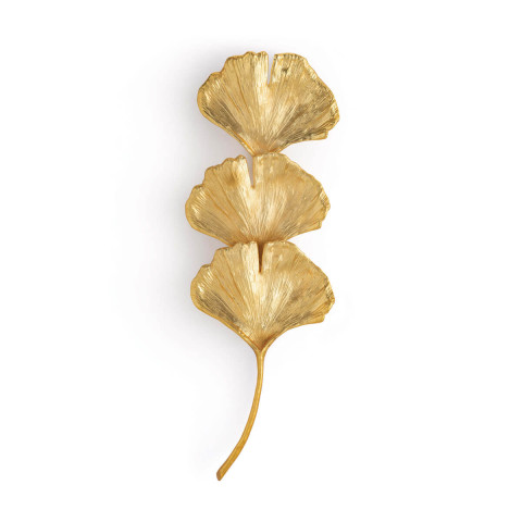 Ginkgo Sconce Large | Gracious Style