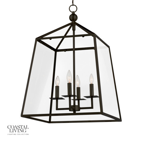 Cachet Pendant Lantern, Oil Rubbed Bronze   Gracious Style