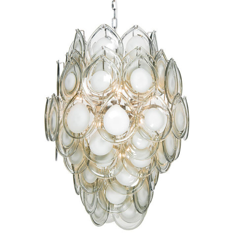 Diva Chandelier, Grey | Gracious Style