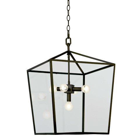 Camden Pendant Lantern, Oil Rubbed Bronze   Gracious Style