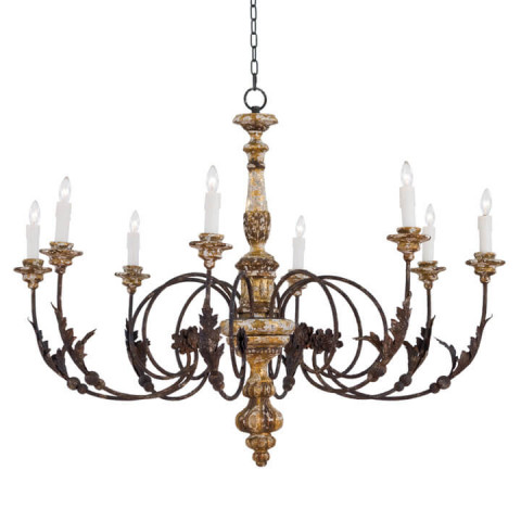 Florence Chandelier | Gracious Style