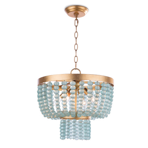 Summer Glass Bead Chandelier Small | Gracious Style