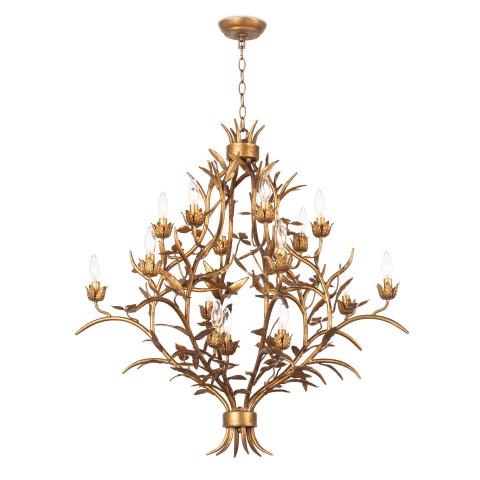 Trillium Chandelier Small | Gracious Style