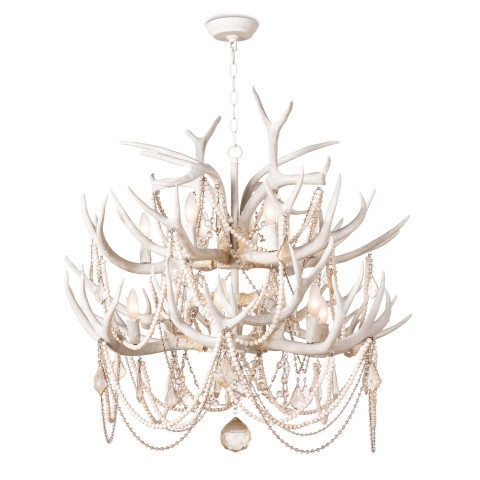 Cheyanne Antler Chandelier | Gracious Style