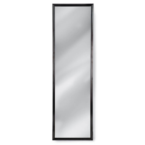Dressing Room Mirror, Steel | Gracious Style