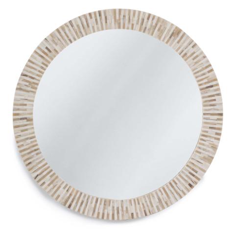 Multitone Bone Mirror | Gracious Style