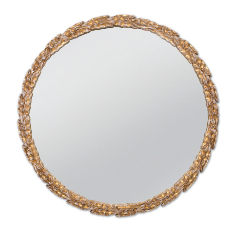Olive Branch Mirror | Gracious Style