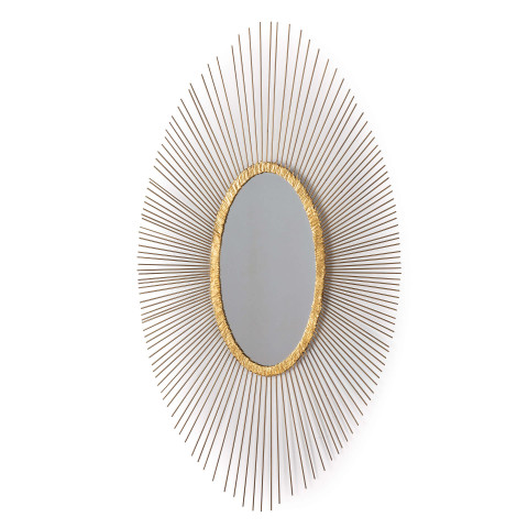 Sedona Oval Mirror | Gracious Style