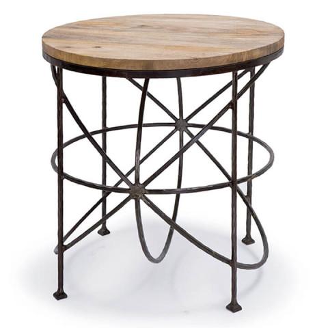 Armillary Side Table   Gracious Style