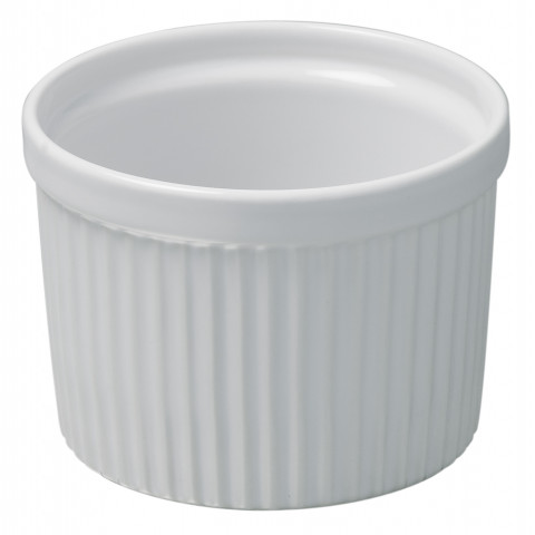 French Classics White Individual Souffle 3.5 In 8 Oz | Gracious Style