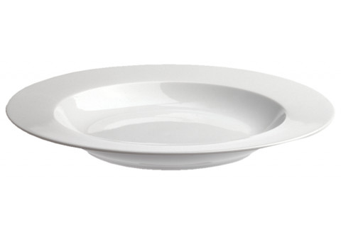Les Essentiels White Alaska Dessert Plate 8.25 In | Gracious Style