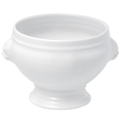French Classics White Lion-Headed Soup Bowl 8.75 Oz | Gracious Style