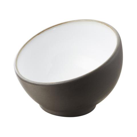 Solid White Mise En Bouche Bowl 1.5 Oz | Gracious Style