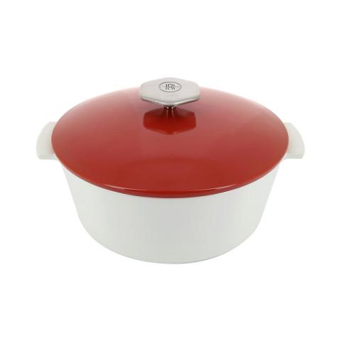Revolution 2 Pepper Red Dinnerware | Gracious Style