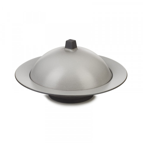 Equinoxe Pepper Dim Sum Cloche/Ass.Creuse 8.75 In | Gracious Style