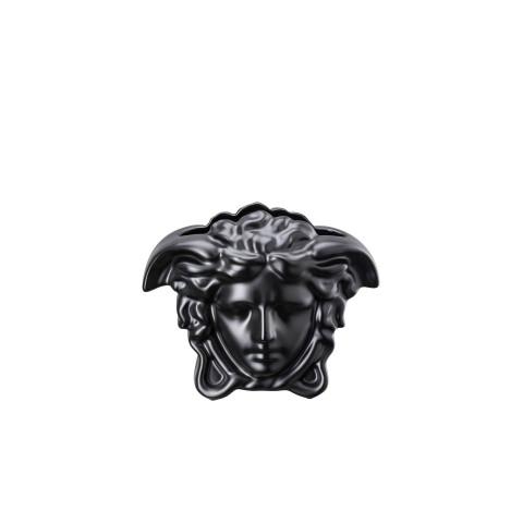 Medusa Grande Vase Black 6 In | Gracious Style