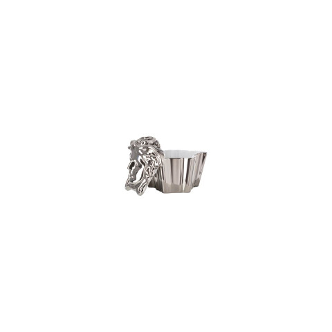 Gypsy Box Silver 4 X 3 In H- 3 In | Gracious Style