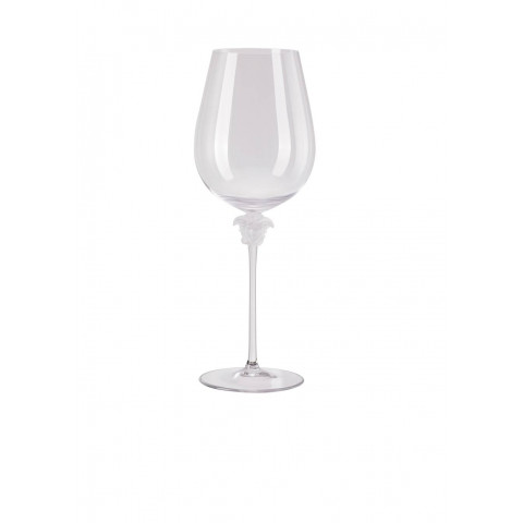 Medusa Lumiere - Clear Red Wine Bordeaux 12 In 33 Oz | Gracious Style