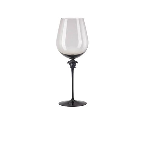 Medusa Lumiere Haze Red Wine Bordeaux 12 In 33 Oz   Gracious Style