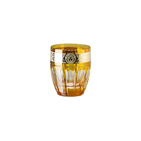 Gala Prestige Amber Medusa Whiskey Double Old Fashioned | Gracious Style