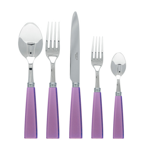 Natura Lilac Pie Server | Gracious Style