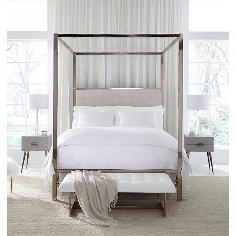 Giza 45 Egyptian Cotton Sateen Bedding | Gracious Style
