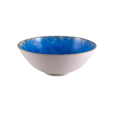 Crystalline Bowl Small Cobalt | Gracious Style